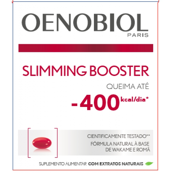 Oenobiol Slimming Booster Caps X90