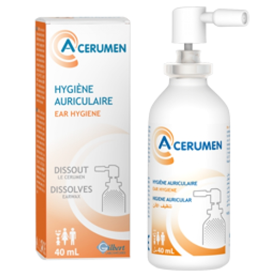 A Cerumen Spray Auricular 40 Ml