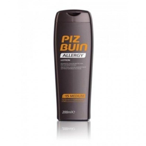 Piz Buin Allergy  Locao Fps 15 200 Ml
