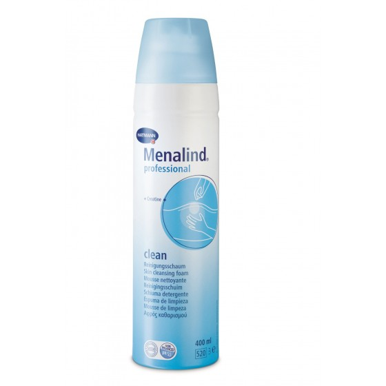 Menalind Professi Mousse Limpeza 400 Ml