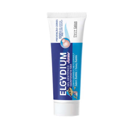 Elgydium Junior  Gel Dent Bubble 50ml