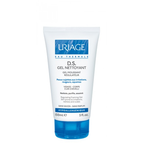 Uriage Ds  Gel Limpeza 150 ml