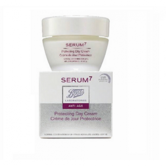 Serum7 Creme Dia Pele Seca 50 ml