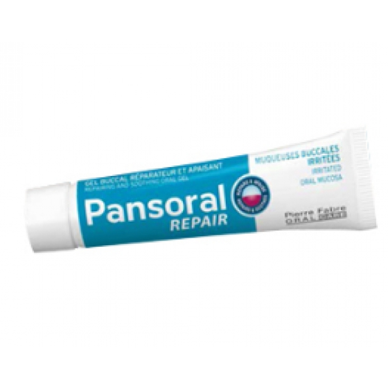 Pansoral Orto Júnior Gel Oral 15 ml