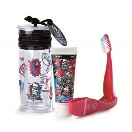 Monster High Bols Escov + Gel Dent 25 Ml