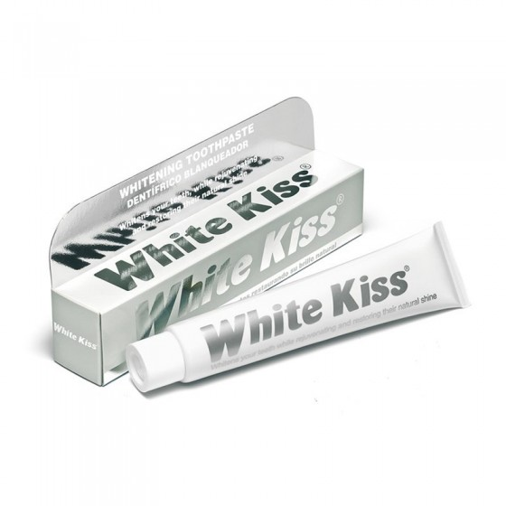 White Kiss Pasta Dent Branq 75ml