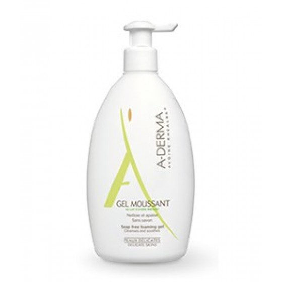 A-Derma Gel Esp Aveia 750 Ml