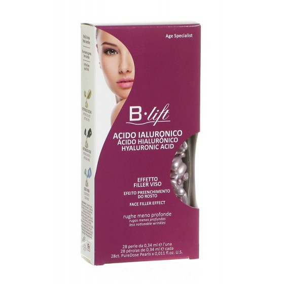 B.Lift Perolas Acido Hialuron 0,34ml X28