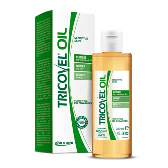 Tricovel Oil Oleo Ch Fortif 200 Ml