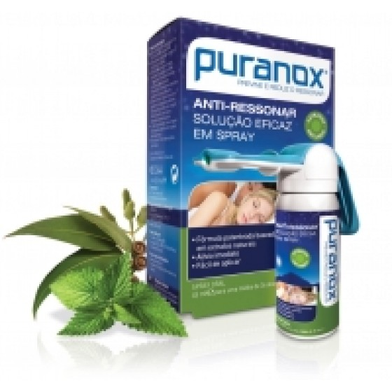 Puranox Spray Or Ressonar 45 Ml