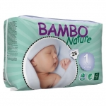 Bambo Nature Frald N1 2-4kg X 28