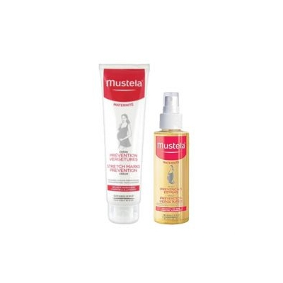 Mustela Maternid Cr Estr250ml+Of Oleo150ml