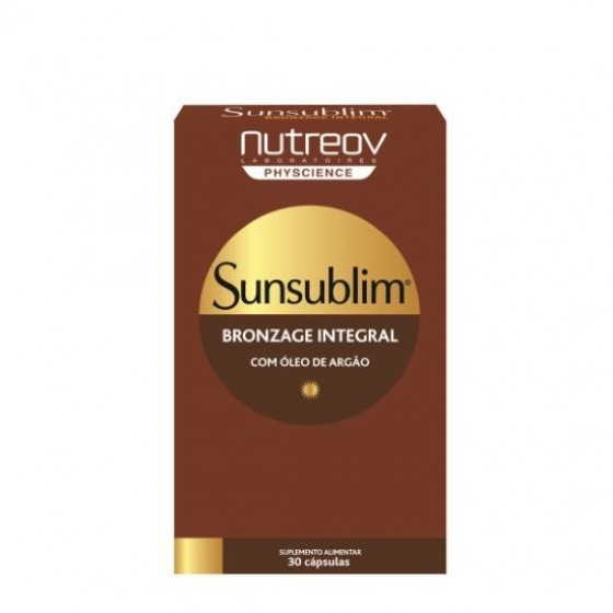 Sunsublim  Caps Bronz Integral X 30