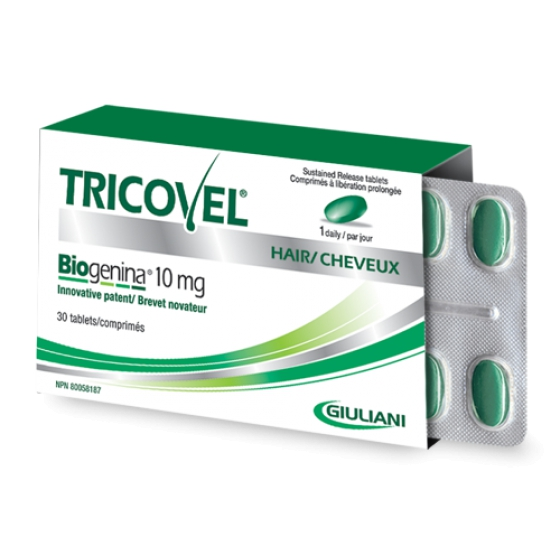 Tricovel Duo Comp Lp Biogenina 30x2
